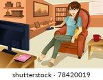 a vector illustration of a...   Shutterstock .eps vector #78420019
