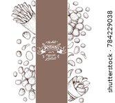 potato vector illustration.... | Shutterstock .eps vector #784229038