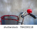 an old bicycle with a beautiful ...   Shutterstock . vector #784230118