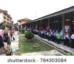 kelantan  malaysia   1 january  ... | Shutterstock . vector #784303084