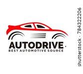 car logo vector illustration...   Shutterstock .eps vector #784322206