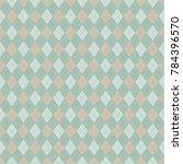 retro style design seamless... | Shutterstock .eps vector #784396570