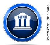 bank vector icon. modern design ... | Shutterstock .eps vector #784429084