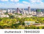 nairobi cityscape   capital... | Shutterstock . vector #784433020