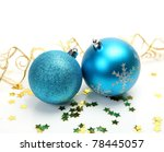new year's ornaments | Shutterstock . vector #78445057