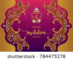 Indian Wedding Invitation...
