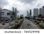 johor bahru  johor  malaysia  ... | Shutterstock . vector #784529998