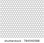 Vector Seamless Pattern  Moder...
