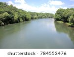 The Saluda River winds through Columbia, SC where it will eventually merge with the Broad River downtown and become the Congaree River. The Saluda, as well as the others, is a popular natural resourc