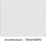abstract geometric pattern with ... | Shutterstock .eps vector #784640890
