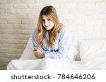 portrait of a beautiful... | Shutterstock . vector #784646206