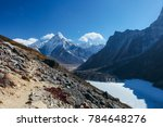 great  himalayan mountains. | Shutterstock . vector #784648276