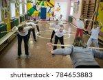leningrad oblast  russia   may... | Shutterstock . vector #784653883