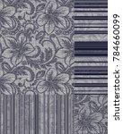 modern grunge  stripe  abstract ... | Shutterstock . vector #784660099