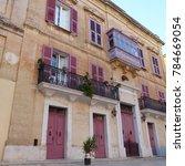 mdina  malta   malta   november ...   Shutterstock . vector #784669054