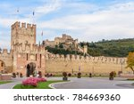 soave  italy   october 28  2017 ... | Shutterstock . vector #784669360