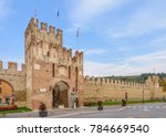soave  italy   october 28  2017 ... | Shutterstock . vector #784669540