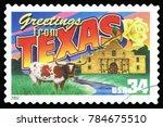 united states   circa 2002  a... | Shutterstock . vector #784675510