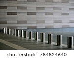 Lines Of Stainless Steel...