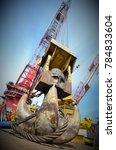 Small photo of Crane main block of 3000 MT capacity on derrick lay vessel