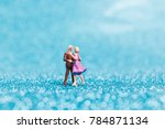 miniature people   couple... | Shutterstock . vector #784871134