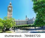 London   May 2013  Tourists...