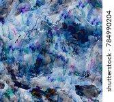 tie dye watercolor texture...   Shutterstock . vector #784990204