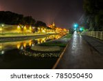 City Of Rivers At Night  Gy R ...