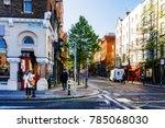 dublin  ireland   march 31 ...   Shutterstock . vector #785068030
