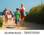 montauk  ny  usa july 27  2010... | Shutterstock . vector #785070550