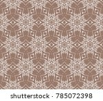 new fashion ornament with... | Shutterstock .eps vector #785072398