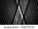 double exposure photo of sloped ... | Shutterstock . vector #785072710