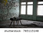 chernobyl years after nuclear... | Shutterstock . vector #785115148