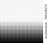 abstract halftone seamless...   Shutterstock .eps vector #785128273