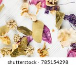 Dried Flowers Potpourri Scente...