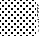 seamless surface pattern design ... | Shutterstock .eps vector #785171983