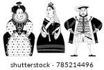 History Of England. Queen...