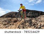 Mountain Bike Mtb Biking Man...
