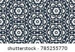 abstract oriental pattern....   Shutterstock .eps vector #785255770