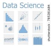 infographic elements. data...