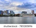 portland  oregon  usa   june 18 ... | Shutterstock . vector #785285896