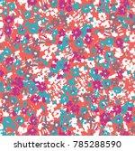 vector illustration of a... | Shutterstock .eps vector #785288590