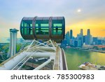 Skyline Of Singapore  Singapore ...