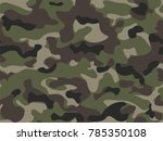 seamless pattern. abstract... | Shutterstock .eps vector #785350108