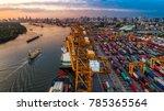 logistics and transportation of ...   Shutterstock . vector #785365564