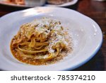 food photography  italian...   Shutterstock . vector #785374210