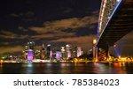 sydney light show  new south...   Shutterstock . vector #785384023