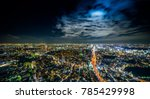 asia business concept for real... | Shutterstock . vector #785429998