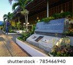 coron  philippines   apr 12 ... | Shutterstock . vector #785466940