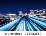 business concept   high speed... | Shutterstock . vector #785483854